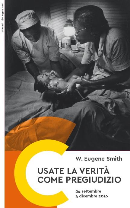 Locandina Mostra W. Eugene Smith