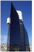 Gli uffici di Assiteca a Genova