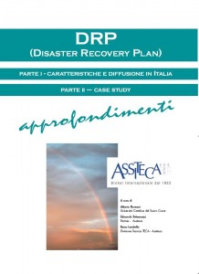 Volume DRP - disaster recovery plan
