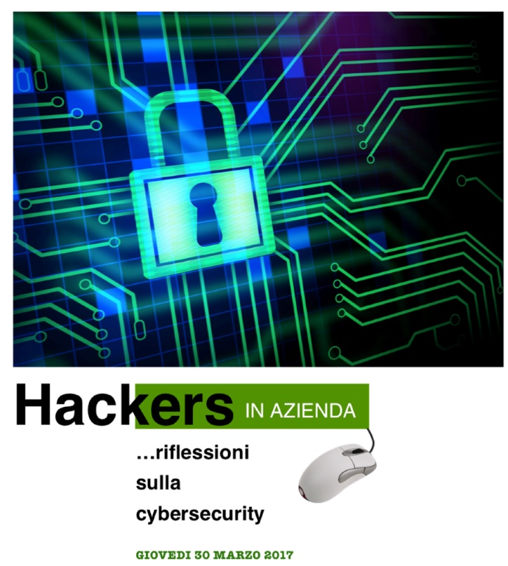 hackers in azienda - riflessioni sulla cyber security