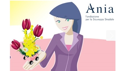 Ania - scatola rosa per le donne