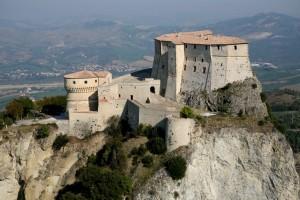 San Leo, borgo in provincia di Rimini
