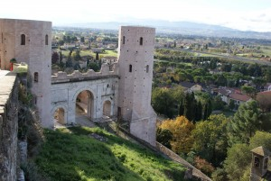 Spello, borgo antico