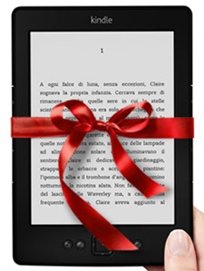 Kindle e book reader