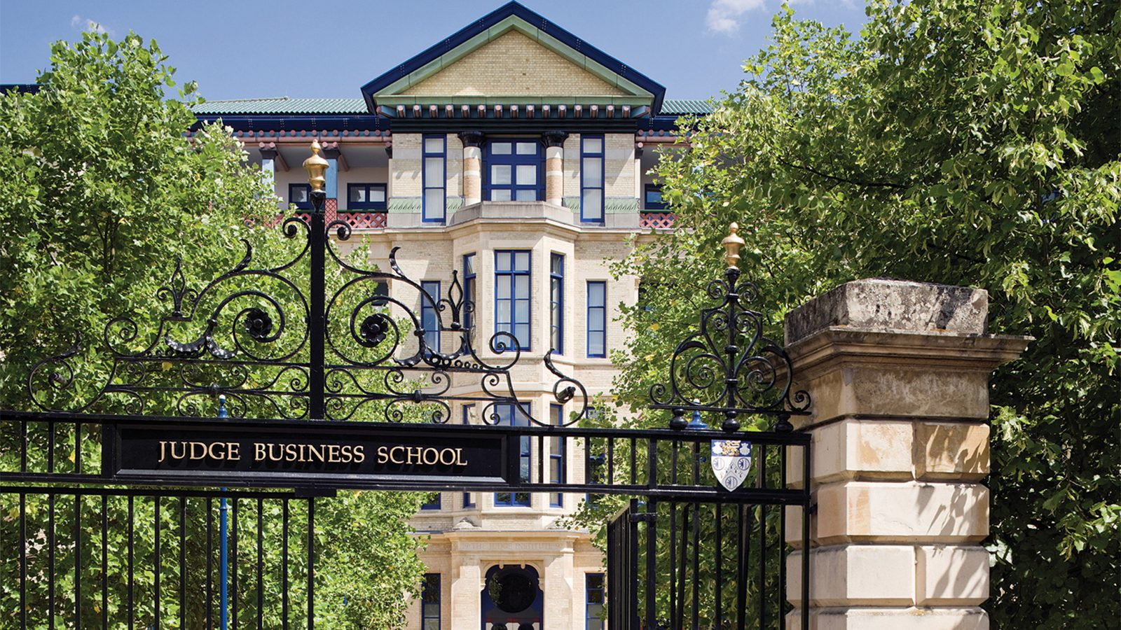 CAMBRIDGE-JUDGE BUSINESS SCHOOL