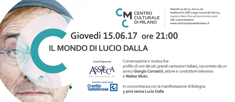 Serate CMC - Lucio Dalla