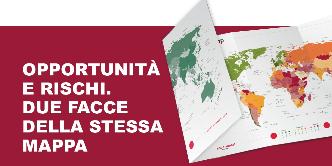 Sace - Mappa Rischi Paese 2018