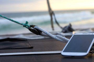 smartphone viaggio