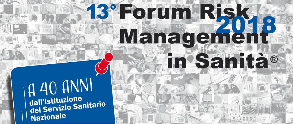 Forum Risk Management in Sanità