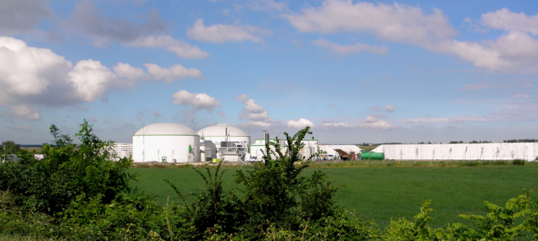 biogas biomassa