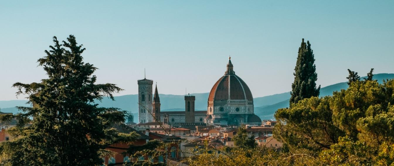 Brunelleschi - cupola Santa Maria del Fiore, Firenze