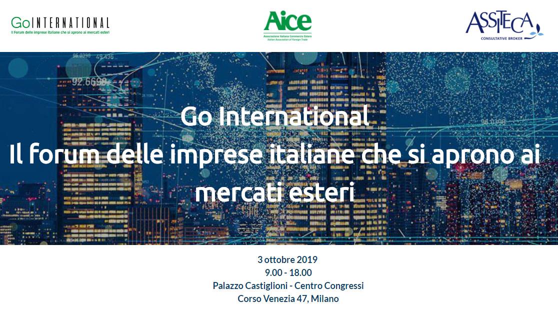 Go International Evento Aice 03.10.19