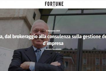 Fortune Italia ASSITECA dal brokeraggio alla consulenza 09.12.19