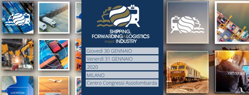 Shipping, Forwarding & Logistics Meets Industry 2020