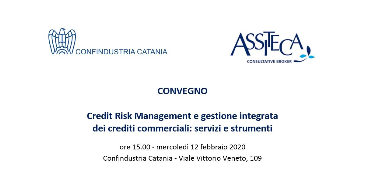 Convegno Credit Risk Management Confindustria Catania 12.02.20