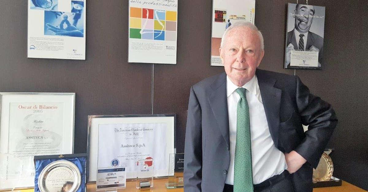 Luciano Lucca, Presidente di ASSITECA