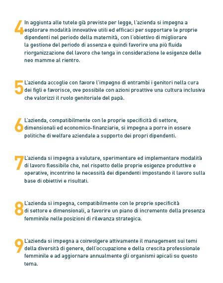 Manifesto Valore D 2