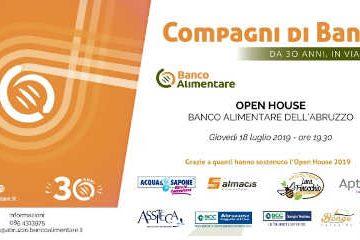 OPEN HOUSE - Banco Alimentare Abruzzo